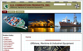 Offshore, Maritime & Industrial Equipment – U.S. Combustion Products