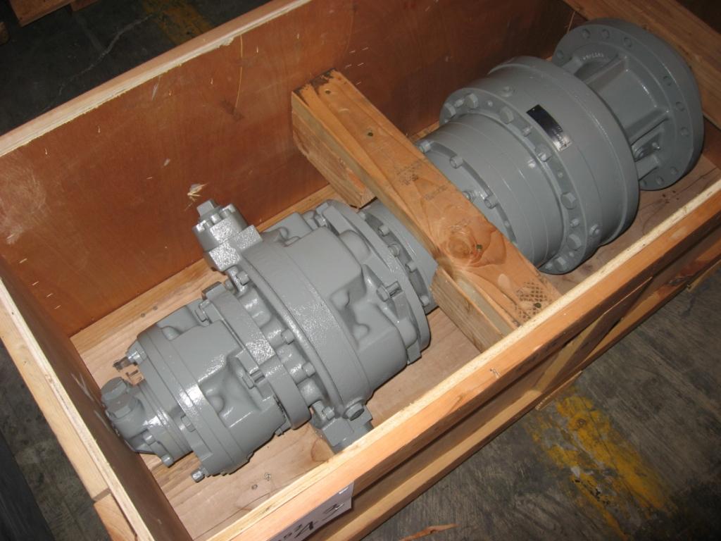 Sai m1 hydraulic motor and gear combo u s combustion for Hydraulic pump and motor combination