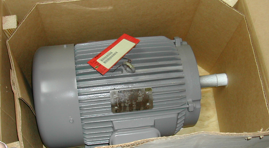 Toshiba 10 hp electric motor u s combustion products inc for 10 hp hydraulic motor