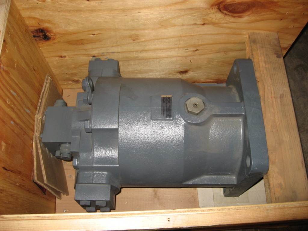 Sundstrand 27 Series Hydraulic Motor U S Combustion